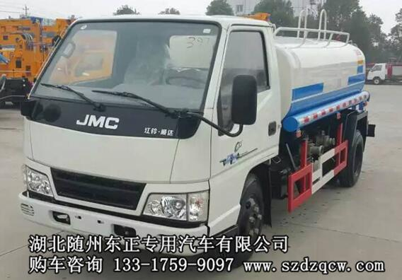 国五江铃洒水车-SZD5060GSSJ5型洒水车